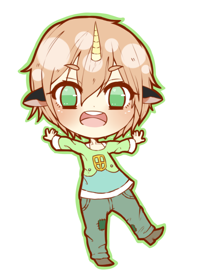 Chibis drawing boy. Chibi unicorn pinterest