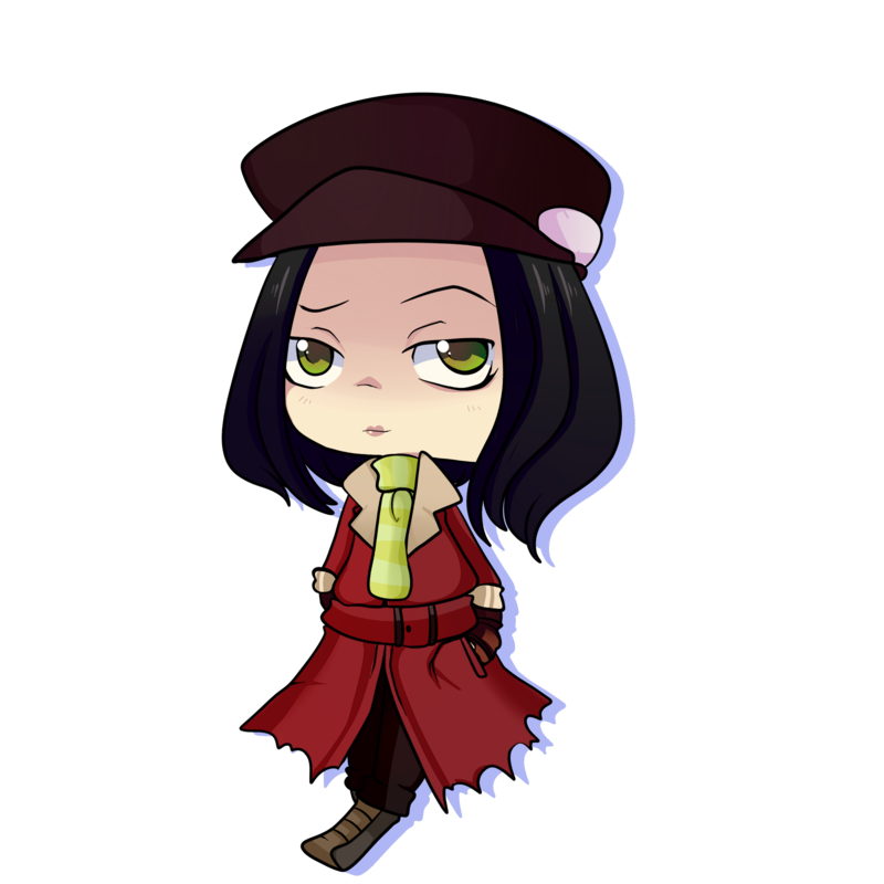 Chibis drawing world war 2. Fallout piper wright by