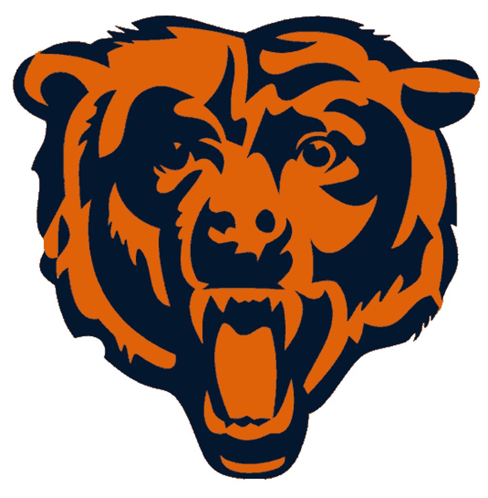 Bears logo png. Chicago transparent stickpng