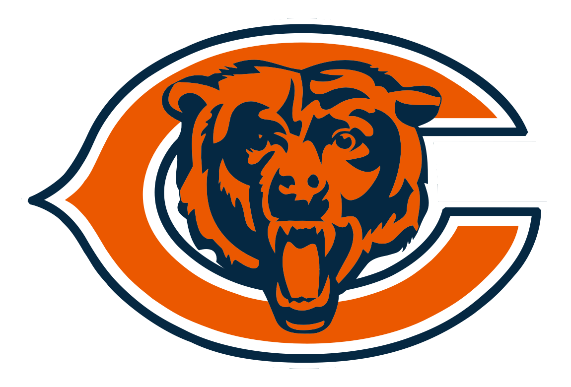 Chicago bears logo png. Symbol meaning history and