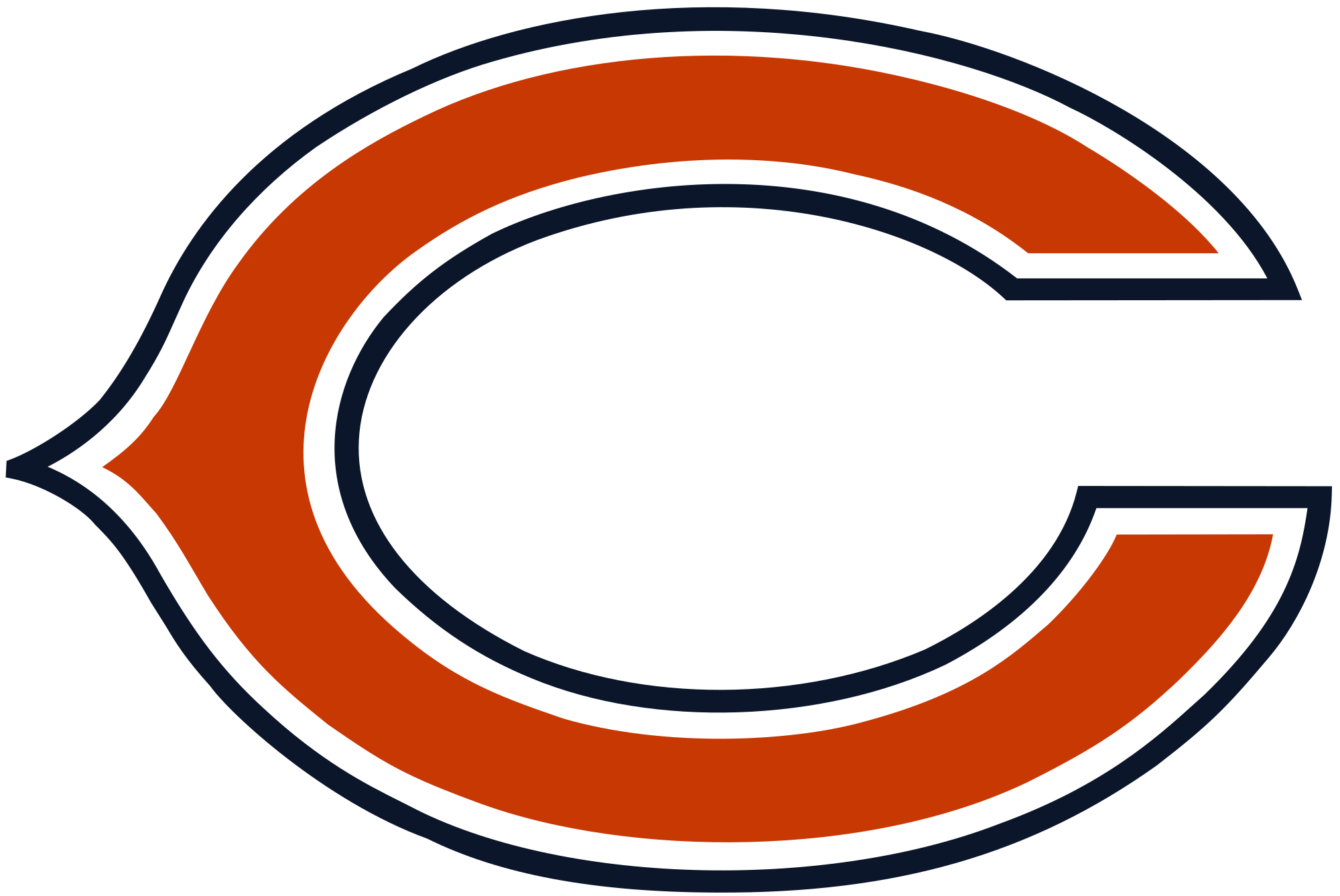 Chicago bears png logo