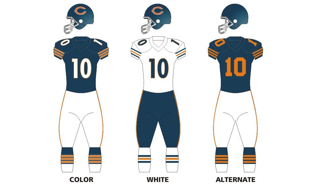 Jersey vector nfl. Chicago bears wikipedia