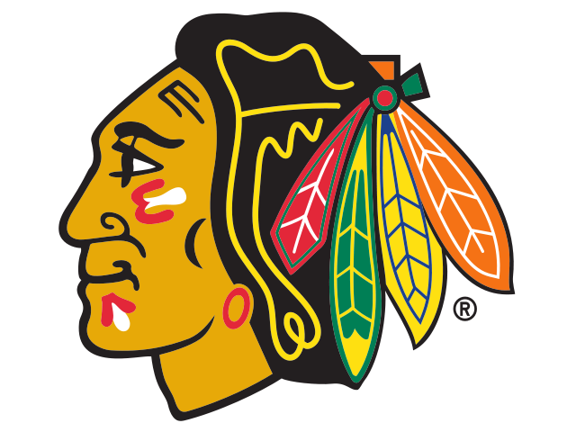 Image logo ea nhl. Chicago blackhawks png vector free library