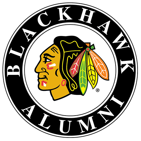 About the blackhawk alumni. Chicago blackhawks png graphic black and white stock
