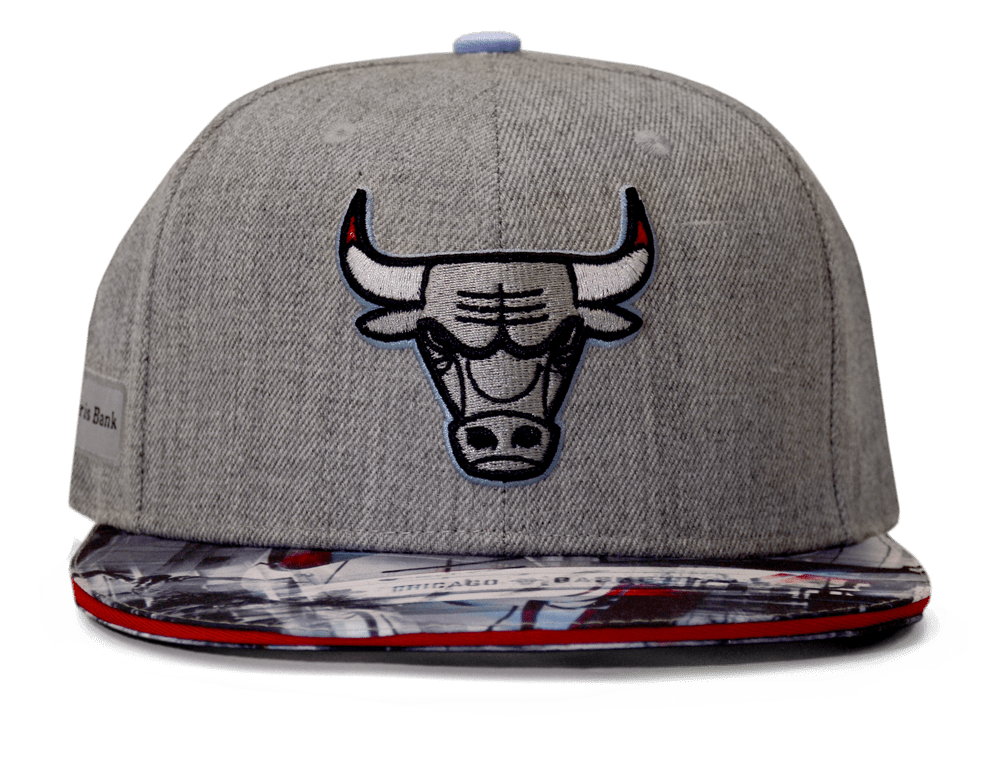 chicago bulls hat png