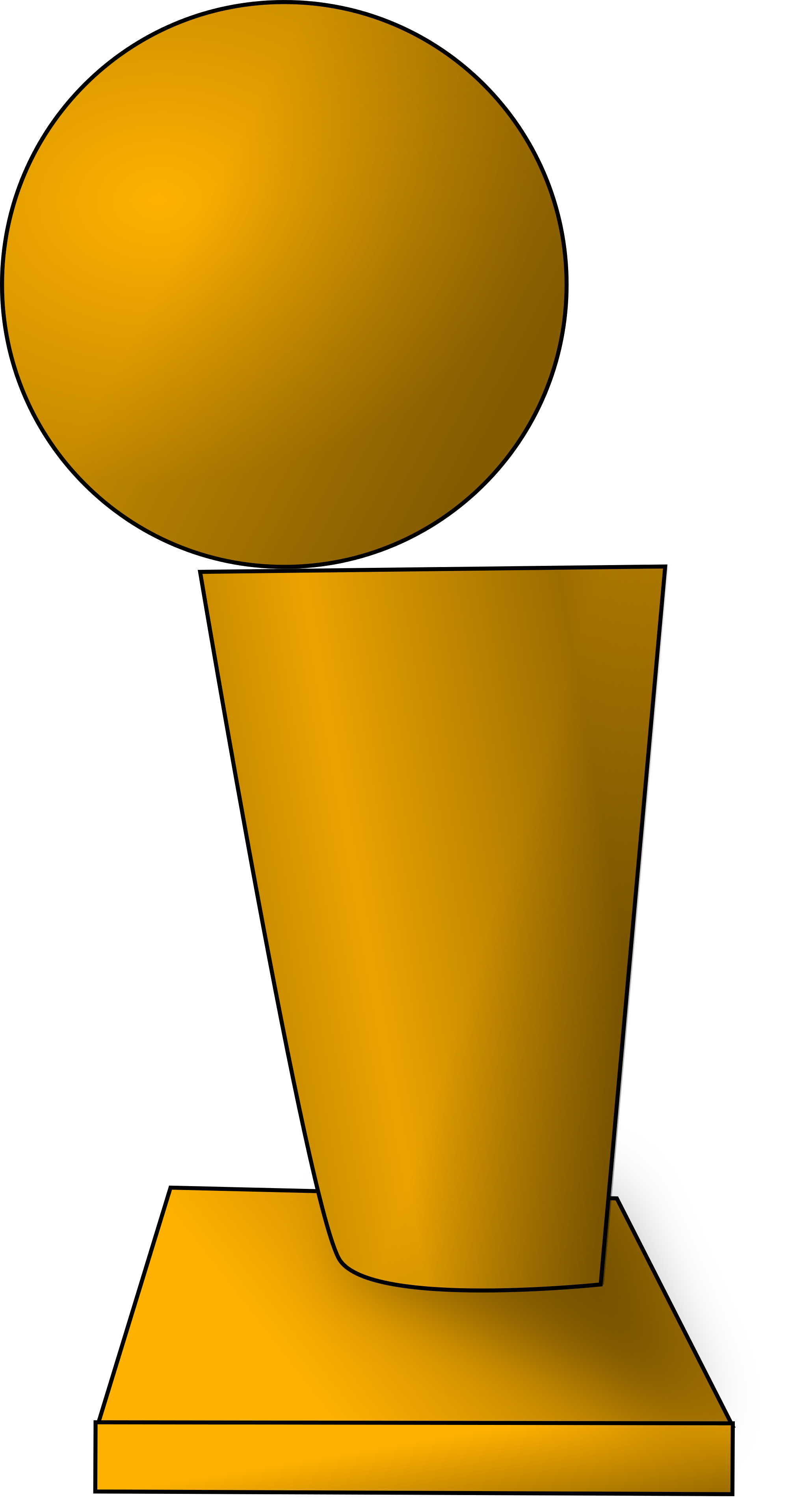 nba trophy png