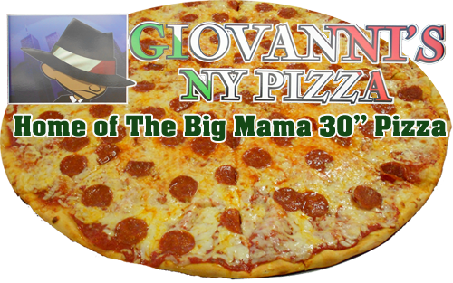 Chicago connection pizza png