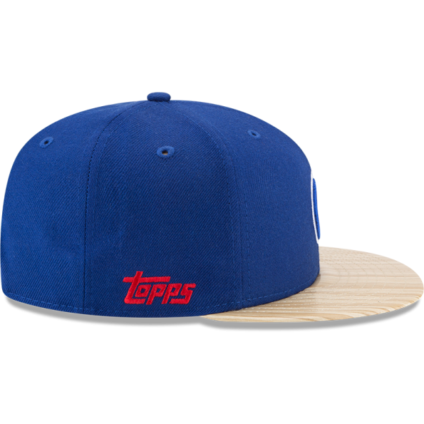 Chicago cubs hat png. Topps fifty snapback cap