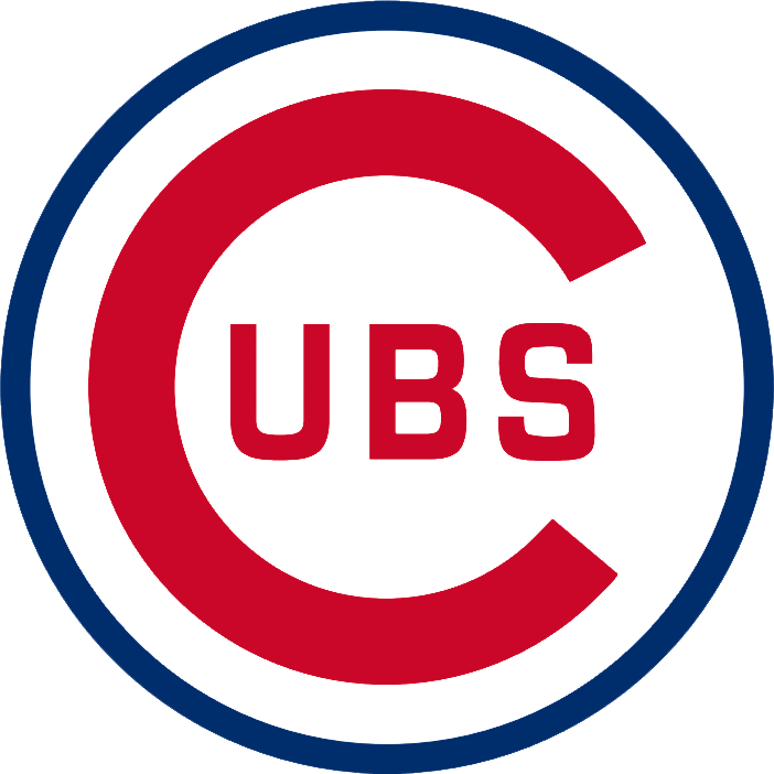 chicago cubs logo png transparent