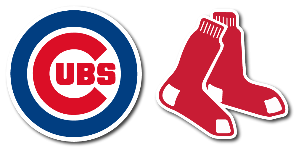 Boston red sox logo png. Chicago cubs vs