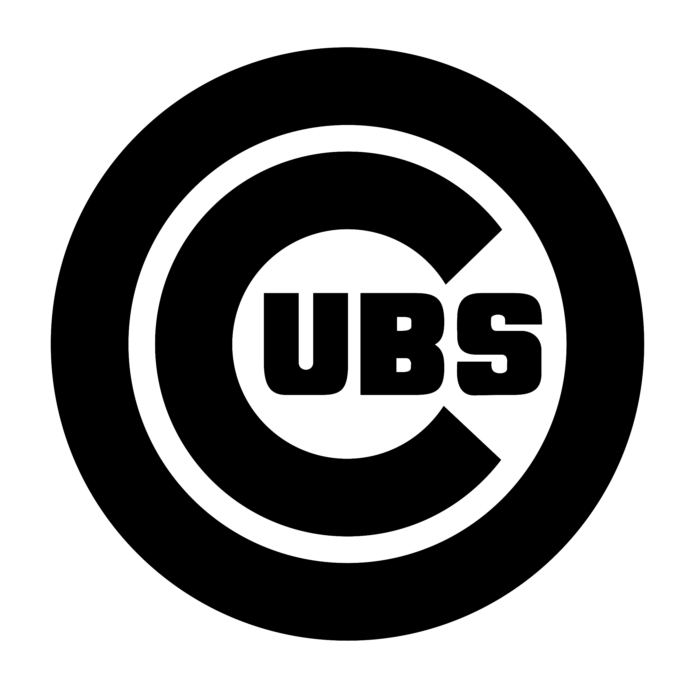 Chicago cubs c logo png. Transparent svg vector freebie