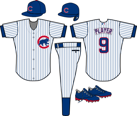 Chicago cubs penstripes png. Bmac s blog the