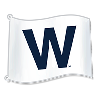 Chicago cubs w flag png. Emojis the emoji stickers
