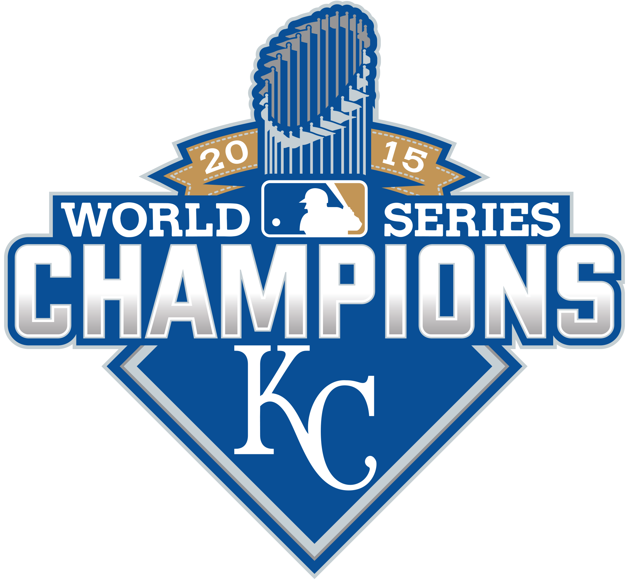 Chicago cubs world series logo png. Champs vector file kcroyals