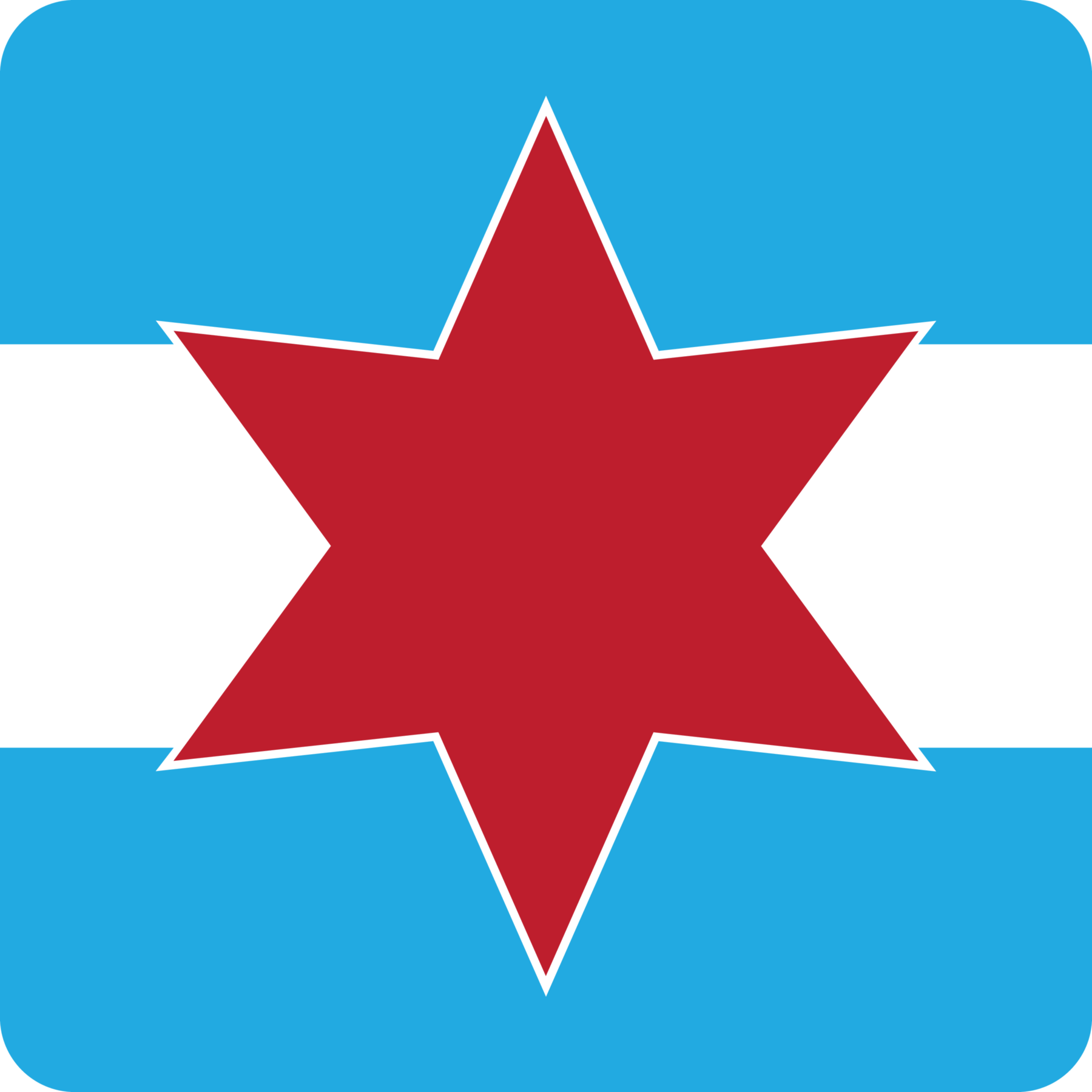 Chicago stars png