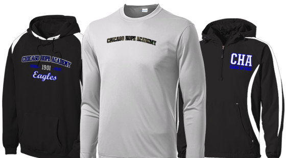 Chicago hope academy png. Apparel store illinois rokkitwear
