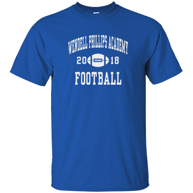 Chicago phillips high school png. Sportswear wildcats football il