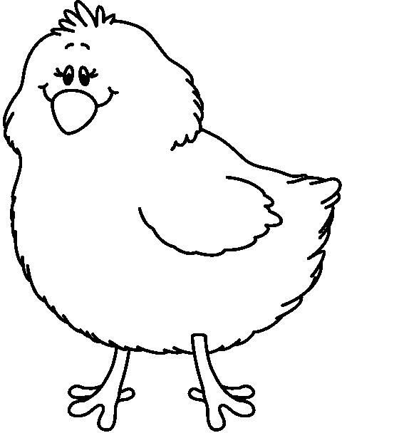 Chickens clipart outline. Chicken drawing at getdrawings
