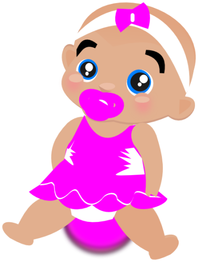 Its a girl png. Download baby free transparent