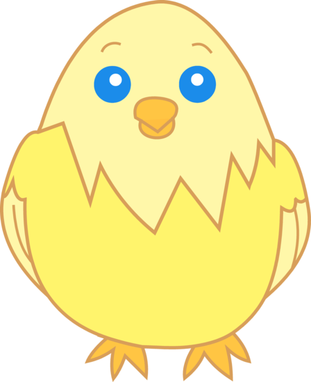 Chick transparent 3 baby. Image library stock