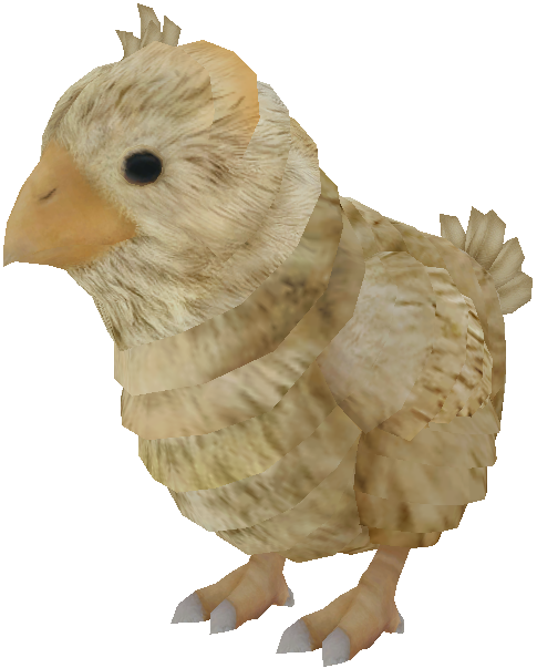 Image chick ffxiii render. Chocobo transparent choco vector black and white