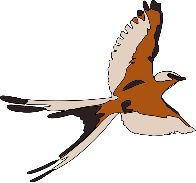 Chickadee vector flower. Free clipart download clip
