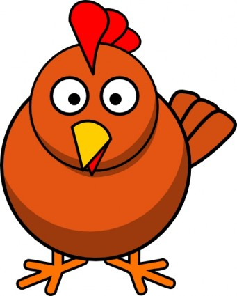 Chicken clipart. Free panda images cartoonclipartfree