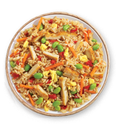 Chicken fried rice png. Dlpng kahiki foods