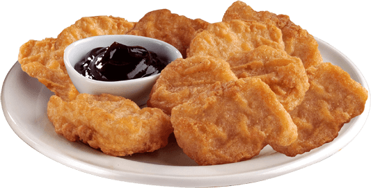 Chicken nugget png. Kfc nuggets transparent stickpng
