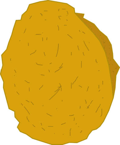 Chicken nugget png. Image battle for dream