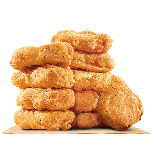 Chicken nugget png. Nuggets burger king made