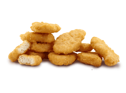 Chicken nuggets png. Mcdonald s delivery mcnuggets