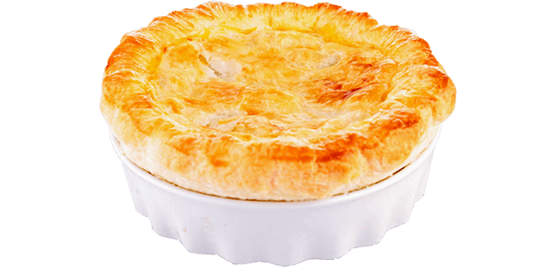 Chicken pot pie png. Tuesday s specials stacked
