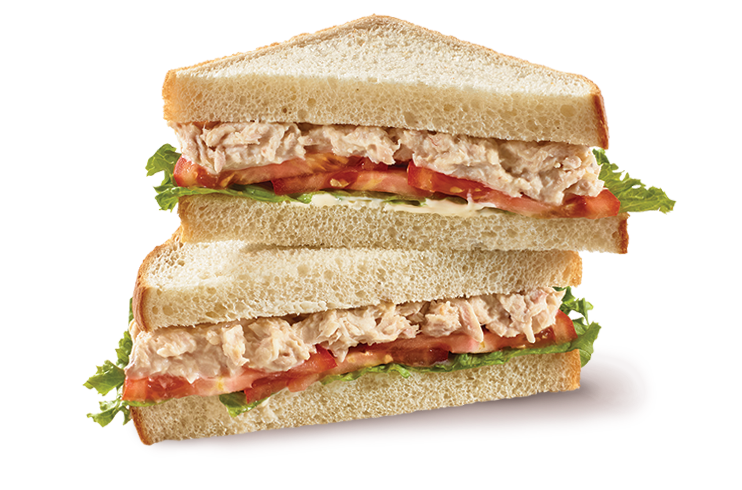 tuna sandwich png