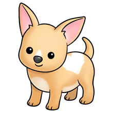 Chihuahua clipart. Dog lots of clip