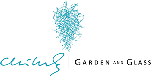 Chihuly drawing. Garden and glass seattle