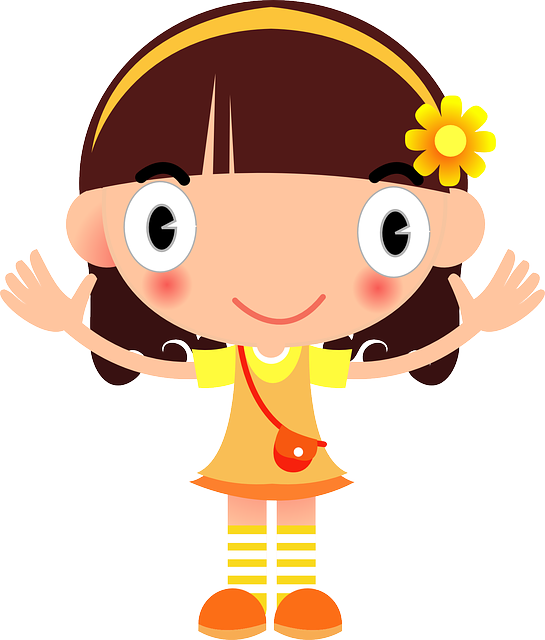 Children png clipart. Child girl transparent images