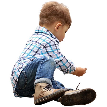 Person sitting on the floor png. A toddler playing ground