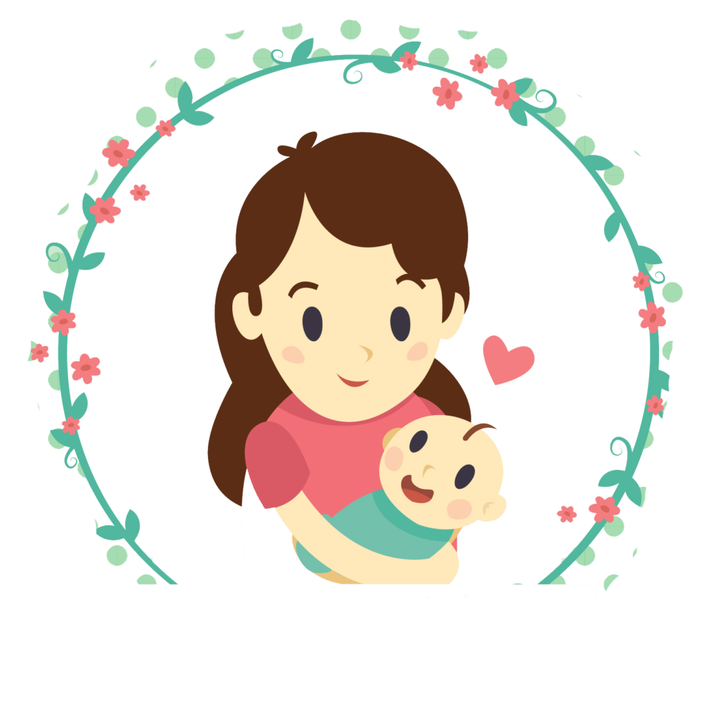 Child png cartoon. Download mother and daughter