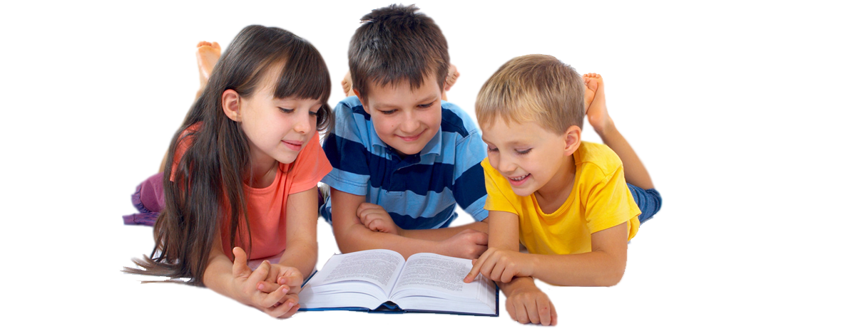 Child reading png. Kids transparent images pluspng