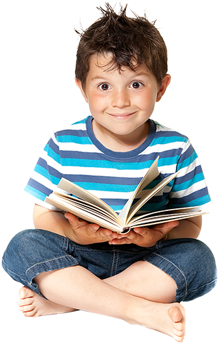 Child reading png. Welcome take to read