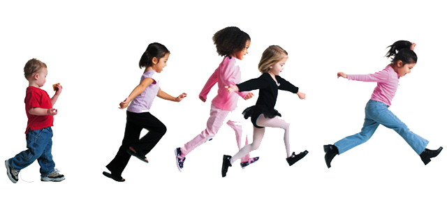 Children running png. Child transparent images all