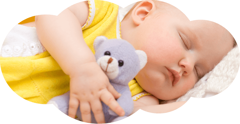 Child sleeping png. Childcare basics how much