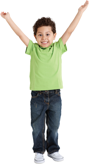 Kid standing png. Child