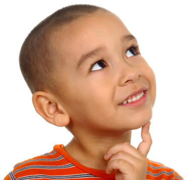 Child thinking png. Things that get me