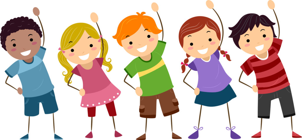 Children clipart assembly. Wellbeing tuesday th september
