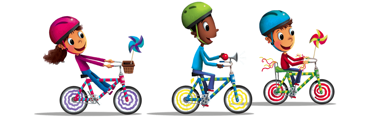 Children clipart cycling. Share with us highlights
