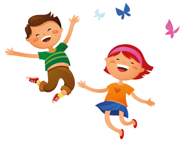 Children fun clipart png. Services fit n kids