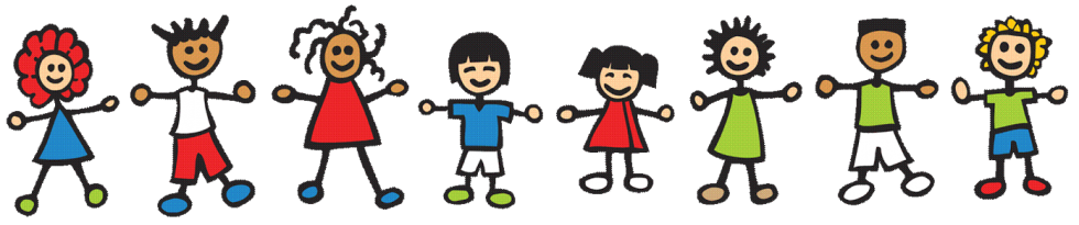 children holding hands png
