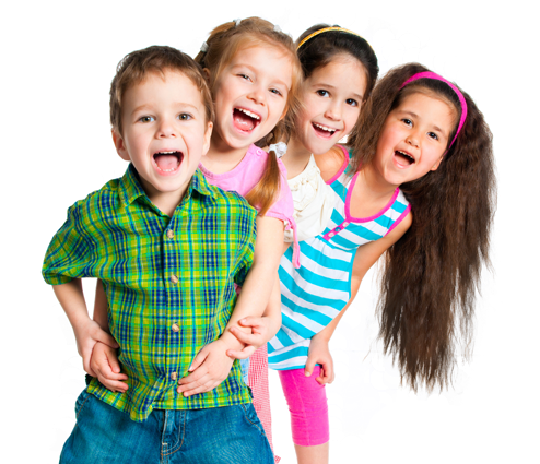 Kids transparent background. Children png images free